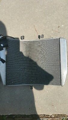 13 14 15 16 zx6r 636 zx636 ENGINE RADIATOR COOLING NO LEAKS! MORE COMPLETE MOTOR