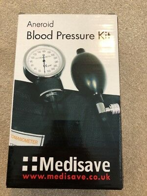 Medisave Aneroid Blood Pressure Kit