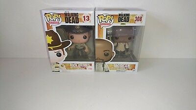 Morgan Walking Dead Pop Vinyl 308