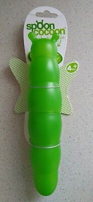 Spoon Cocoon Feeding Spoon & Case Caterpillar Travel