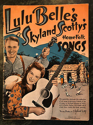 GENE AUTRY - JIMMY LONG song folio COUNTRY  M.M COLE Publishing 1935