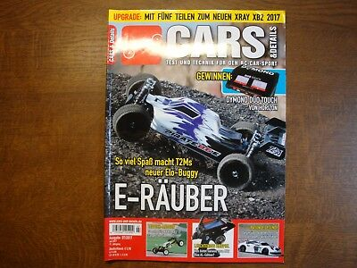 Cars & Details Heft 07-2017 Pirate 8.6E / XRAY XB2 2017 und andere