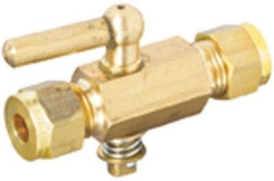 Wade Brass Compression Fitting – Imperial Plug Cock