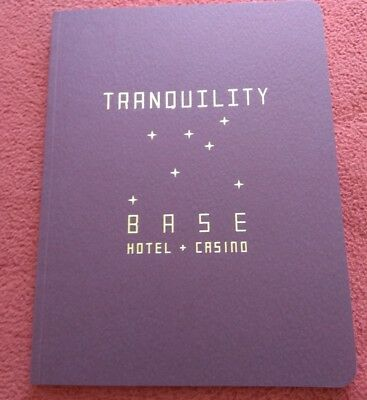 Arctic Monkeys RARE Tranquility Base Hotel + Casino programme NEW