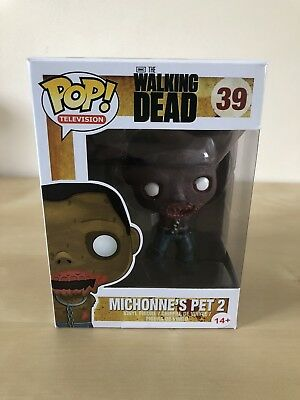 Funko Pop The Walking Dead Michonne's Pet 2 #39