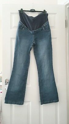 Mothercare Maternity Jeans - Size 10 - Over Bump