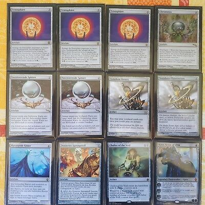 Magic the Gathering: Mtg Sammlung alte neue Karten / Collection old new cards
