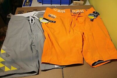 New Sea-Doo Mens Pulse Boardshorts Mens 38 - Non Current 2863534112 2863534109