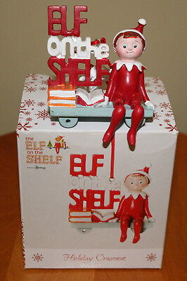 The Elf on the Shelf Holiday ornament