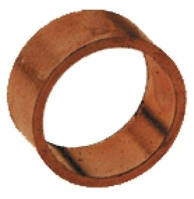 Wade Brass Compression Fitting – Imperial Copper Compression Olives (Pack of 10)