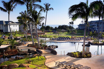 The Westin Princeville Ocean Resort Villas Timeshare, Kauai, Hawaii.  Must Sell!