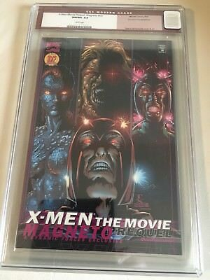 X Men Movie Prequel Magneto Nn Cgc 9.8 Dynamic Forces Variant