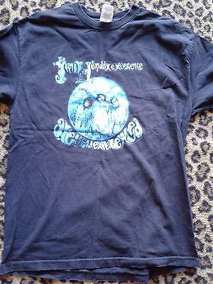 jimi hendrix experience are you experienced shirt used L