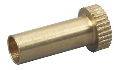 Wade Brass Compression – Imperial Knurled Spigot for Polyurethane Tube (10 Pack)