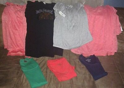 Lot of Womens Large Extra Large Shirts Tops Blouses