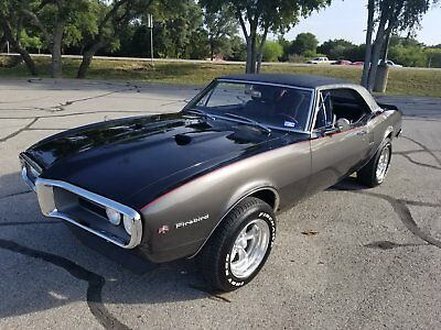 1967 Pontiac Firebird  1967 Pontiac Firebird 350 with EZ EFI fuel injection