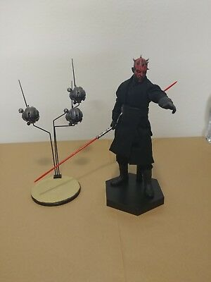 sideshow collecticbles darth maul