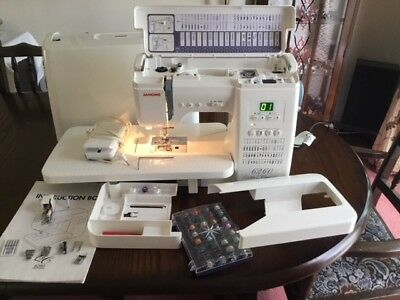 Janone 6260 Quilters companion with extras