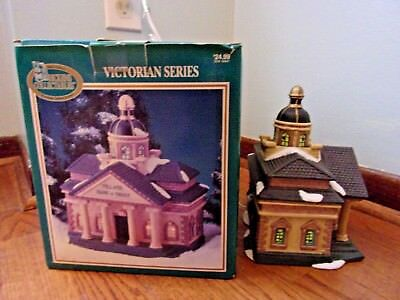 Dicksen's Collectable Village Series Bank & Trust 1997