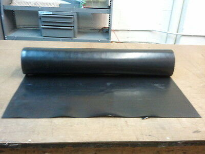 "NEOPRENE RUBBER SHEET 1/16 THK X 36"" x 24"" WIDE 60 DURO +/-5 FREE SHIPING"