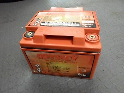 Odyssey Extreme PC925 lightweight high output car battery