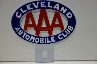 Cleveland Aaa Automobile Club Topper Cut 3 1 2 High By