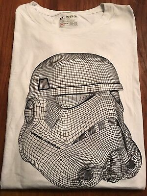 star wars stormtrooper t shirt by Under Armour