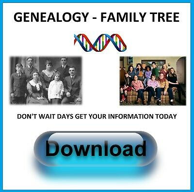 Parish Registries - Records Family Tree Best On Ebay Buy From Me Download