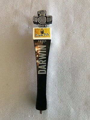 Beer-Barware-Brewania-Tap Handle-Darwin Pirate Pils-10""