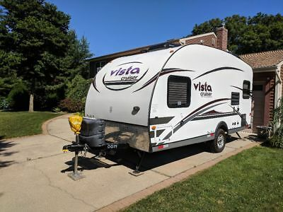 2014 Gulf Stream 17RWD Vista Cruiser