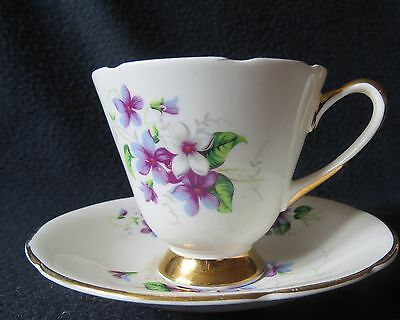 Old Royal Bone China Teacup