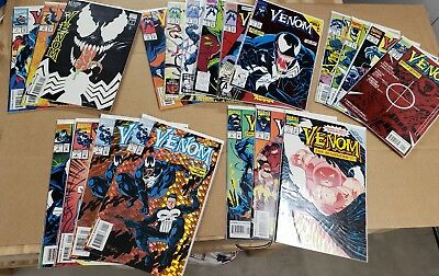 Venom mega set lot Lethal Protector Enemy Within Madness Funeral Pyre Nights