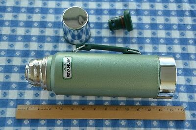 Vintage Aladdin Stanley Steel Thermos - one quart -A-944DH