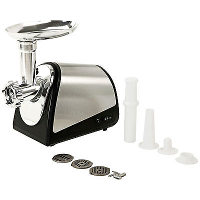 Meat Grinder Electric Mincer Machine Blades Sausage Stuffer Stainless Cutter New
