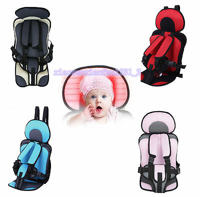 US Portable Infants Baby Safety Car Seat Toddler Kids Chair Convertible Booster