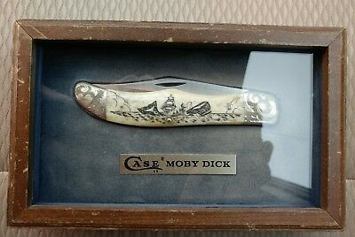 Case Xx Moby Dick Knife, S1767, W165 Ssp Sab