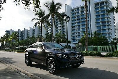 2017 Mercedes-Benz GL-Class GLC 300 Coupe AMG Mercedes GLC 300 Coupe AMG loaded!!; only12kmiles