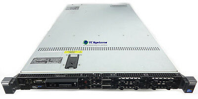 Dell Poweredge R610 2 X QC 2.66GHZ/8MB 24GB RAM with selection for 300GB 15K dri