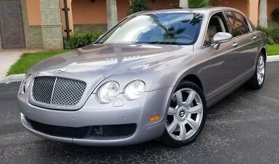 2007 Bentley Continental Flying Spur  2007 Bentley Continental Flying Spur loaded solar sunroof runs great no reserve