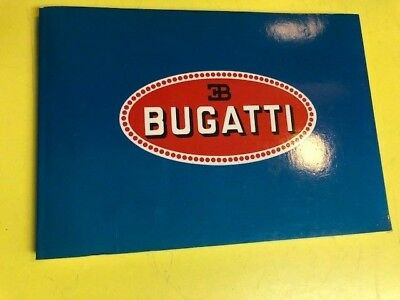 The Complete Book of Bugatti prned in Italy 1980 Paul Kestler