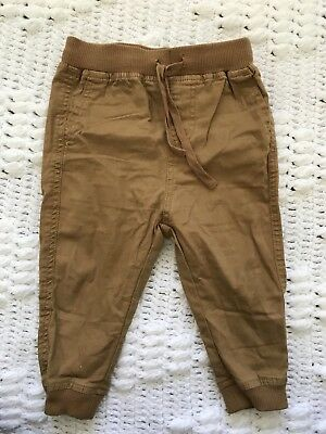 Country Road Baby Trousers