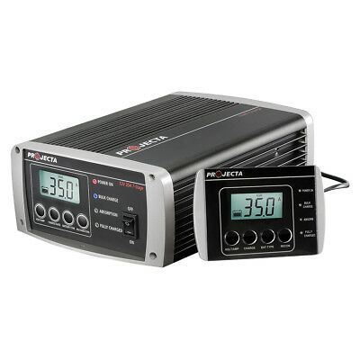 Projecta Intelli-Charge 12 volt, 35 Amp, Battery Charger, with wired remote