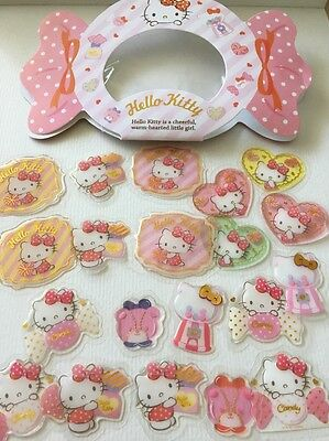 Sanrio Stickers Planner Journal Hello Kitty Sanrio Epoxy Craft Scrapbooking