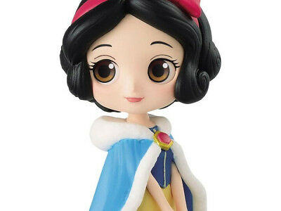 Banpresto Q Posket Disney Characters Petit Winter Princess Snow White