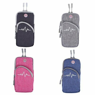 Sports Gym Armband Bag Case Running Exercise Arm Band Pouch For Smartphone