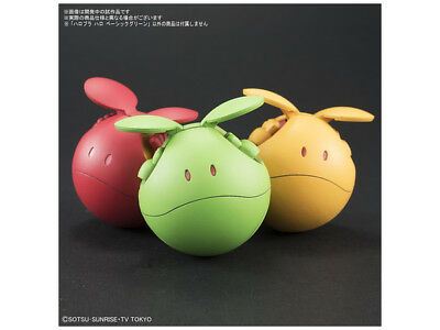 Haropla  - Bandai Haro Green, Red, Orange oder Pink Model Kit - Neuware