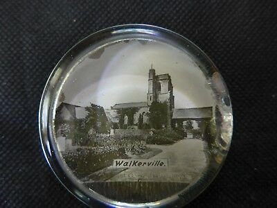 Walkerville Ontario St Mary's EPISCOPAL  Church Paperweight