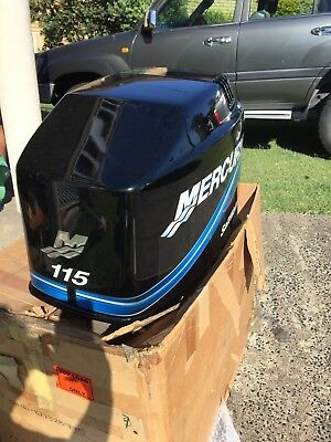 Mercury Outboard Top Cowling