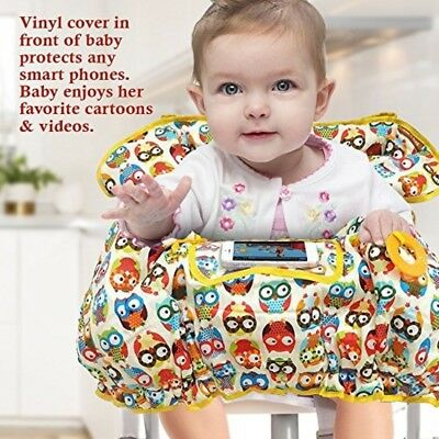 NEW 2-in-1 Shopping Cart High Chair Cover for Baby Large U.S FREE FAST SHIPPING