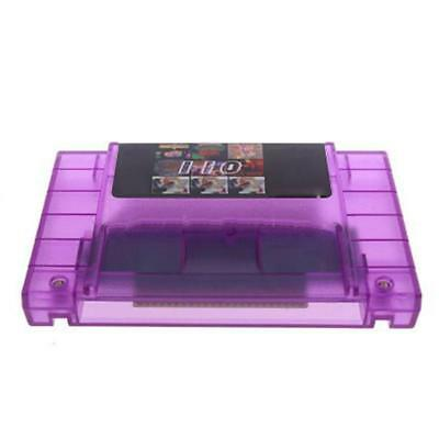 1PCS New Super 110-in-1 Game Cartridge For SNES 16-Bit Nintendo For Childhood